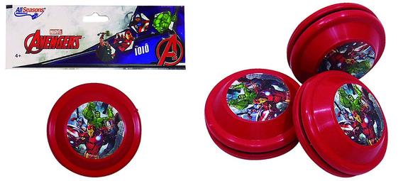 Ioio / Yoyo Homem-aranha E Vingadores Unidade