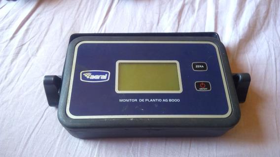 Monitor De Plantio Ag 8000