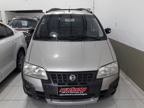 Fiat Idea Adventure 1.8 Flex Ano 2008 Placa I Completa Roda