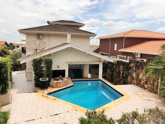 Casa Á Venda E Para Aluguel Em Loteamento Alphaville Campinas - Ca097230