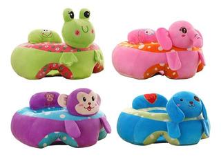 Cojin Asiento Bebe Varios Diseños Animalitos / M. O.