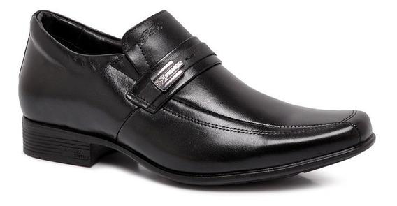Sapato Jota Pe Air King Grow Você+alto 6,5cm Couro 71363