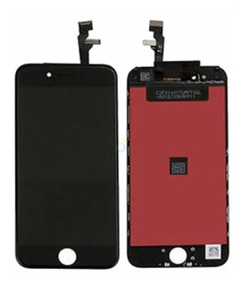 Tela Touch Screen Display Frontal iPhone 6 6g 4.7 Preto
