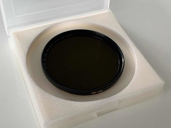 Filtro Alemão B+w Nd 0,6 58mm (2stops)