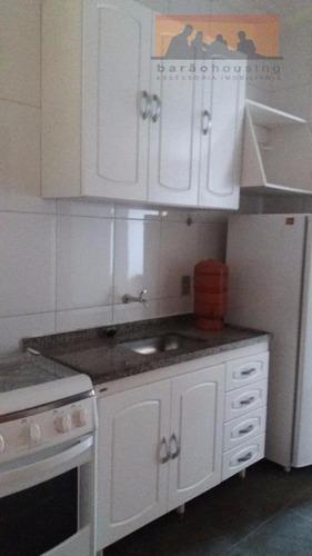 Kitnet Com 1 Dormitório Para Alugar, 23 M² Por R$ 1.000,00/mês - Cidade Universitária - Campinas/sp - Kn0388