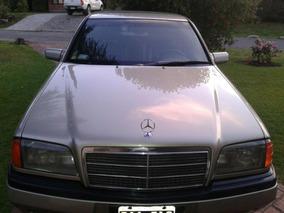 Mercedes-benz Clase C 2.2 C220 Classic 1996