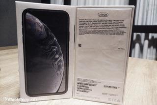 iPhone Xr Preto, Com Tela De 6,1 , 4g, 256gb 12mp Mryp2bz/a
