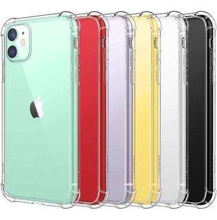 iPhone 11 Funda Transparente Antishock