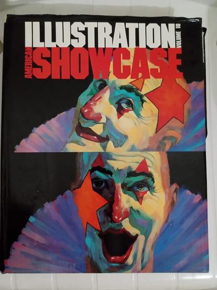 American Illustration Showcase - Vol 10
