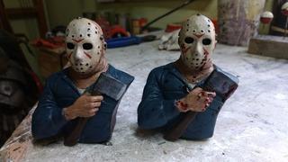 Jason Vorhees, Friday 13 -busto-