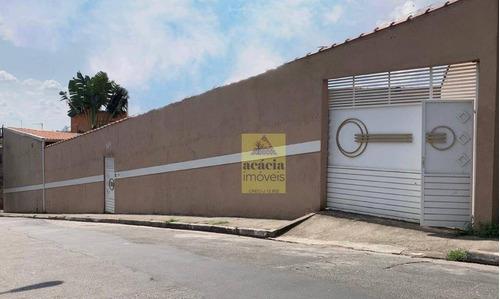 Imagem 1 de 8 de Terreno À Venda, 270 M² Por R$ 375.000,00 - Jardim Bandeirantes (zona Norte) - São Paulo/sp - Te0330