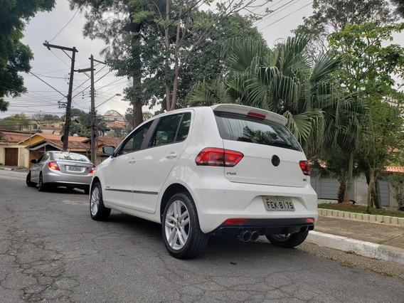 Volkswagen Fox 1.6 16v Msi Highline Total Flex 5p 2015