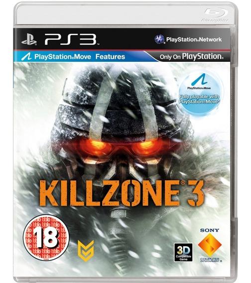 Killzone 3 (mídia Física) - Ps3