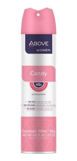 Desodorante Antitranspirante Above Candy 150ml Baston