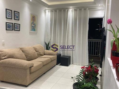 Imagem 1 de 30 de Apartamento Com 2 Dormitórios À Venda, 71 M² Por R$ 470.000,00 - Nova Petrópolis - São Bernardo Do Campo/sp - Ap0558