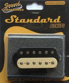Captador Malagoli Humbucker Standard Hb4 Ponte Guitarra