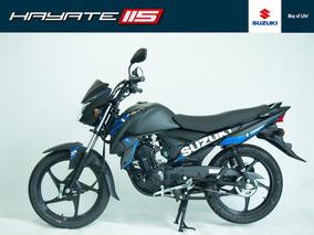 Suzuki, Hayate Evolution 115