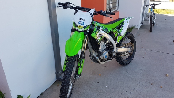Kawa Kx 450f 2014 Impecable - Excelente Performance -
