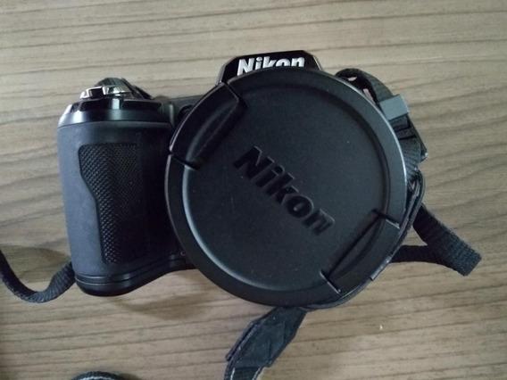 Nikon Coolpix L110 Semiprofissional - Novíssima