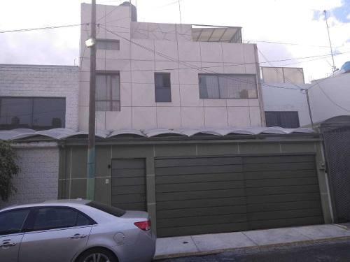 Casa En Renta En Paseos De Churubusco