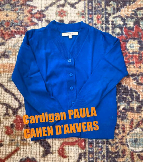 Cardigan De Niño Paula Cahen Danvers