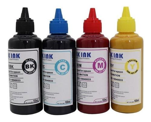 Tinta Estampado Sublimación Epson L1300 Negro Intenso Pro