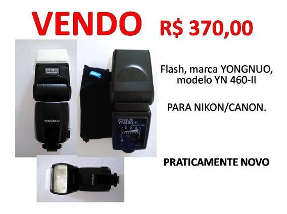 Flash Yn Para Nikon/canon