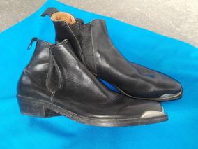 60f4bb87 Botas De Cuero Para Hombres Italianas - Zapatos en Mercado Libre ...