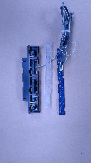 Teclado Com Sensor Tv Sony Kdl-32bx305