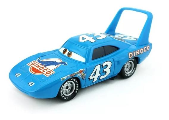 Miniatura Carros Disney The King Dinoco