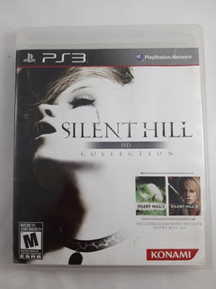 Juego Silent Hill Hd Collection Ps3 Original