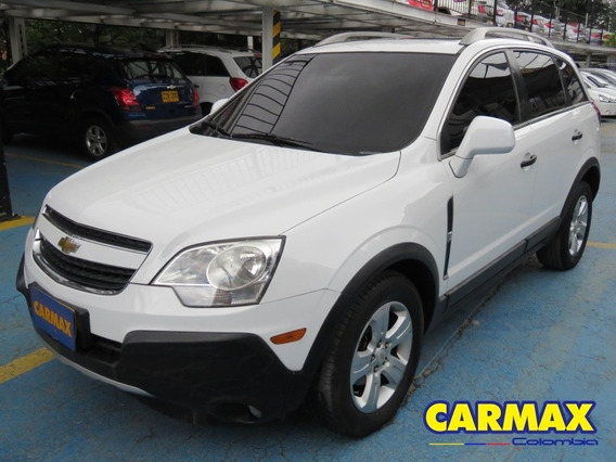 Chevrolet Captiva 2.4 Sport Full Equipo