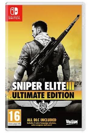 Sniper Elite 3 Ultimate Edition - Switch - Digital Key