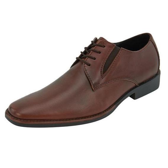Zapato P/caballero Mundo Terra 017576 Uy4