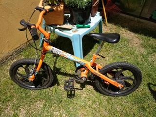 Bicicleta Caloi Infantil.