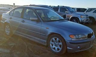 Bmw 325i Año 2004 Californiano Serie 3 E46
