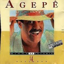 Cd Usado Agepe Minha Historia 14 Sucesso Agepe