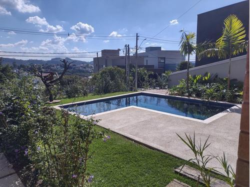 Casa Em Condomínio Para Venda Em Bragança Paulista, Portal De Bragança Horizonte, 4 Dormitórios, 3 Suítes, 5 Banheiros, 2 Vagas - 6291_2-1163745