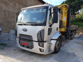 Ford Cargo 2429 6x2 Ano 2012/2013 Munck 43.607 Madal