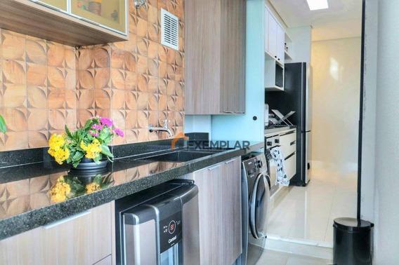 Apartamento Com 2 Dormitórios À Venda, 63 M² Por R$ 660.000,00 - Casa Verde - São Paulo/sp - Ap1304