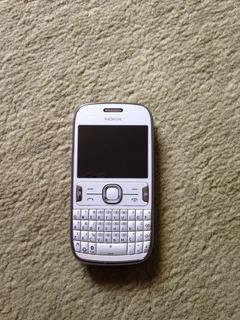Celular Nokia Asha 302 Para Servir De Celular Do Bandido