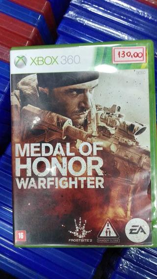 Medal Of Honor Warfighter Xbox 360 Original (frete 18 Reais)