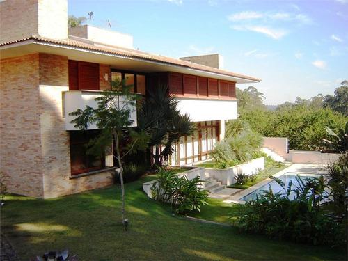 Casa Com 5 Dormitórios  Suítes À Venda, 600 M² Por R$ 2.500.000 - Fazendinha - Carapicuíba/sp - Ca0366
