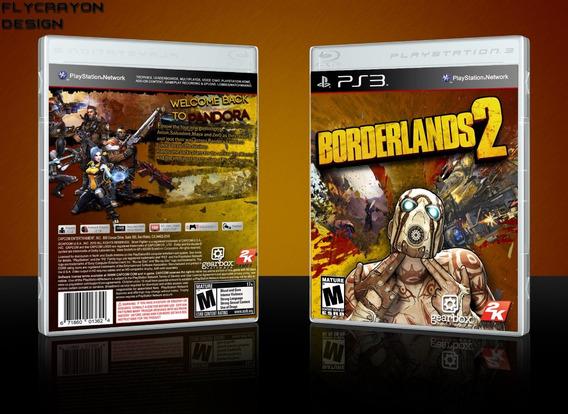 Borderlands 2 Ps3, Novo, Lacrado, Original