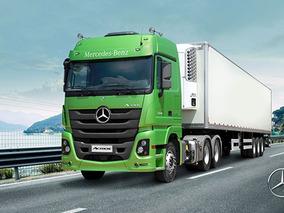 Mercedes-benz 2651 6x4
