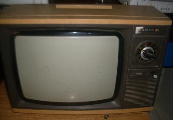 Tv Sanyo De 14 Polegada Mod: Ctp3722