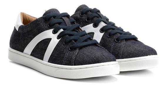 Tênis Anacapri New Feminino - Jeans