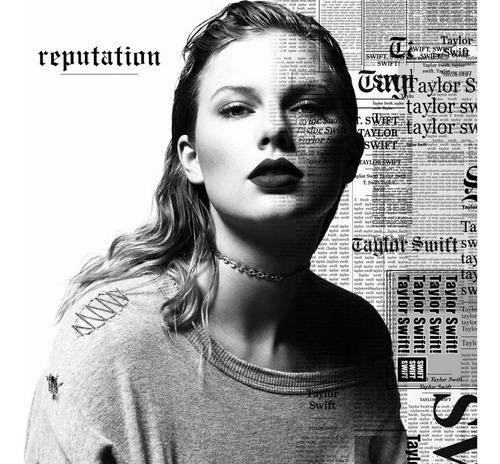 Imagen 1 de 1 de Taylor Swift Reputation Cd Nuevo Original