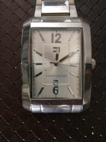 Relógio Tommy Hilfiger Masculino Aço - Raro