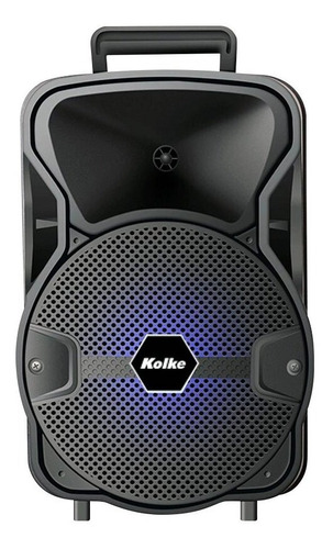 Parlante A Batería Kolke Blues 8' 100w Rms Bluetooth Mic Loi